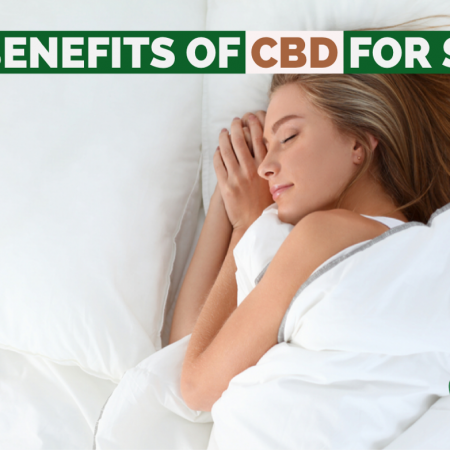 Benefits of CBD For Sleep
